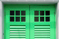 green doors - PhotoDune Item for Sale