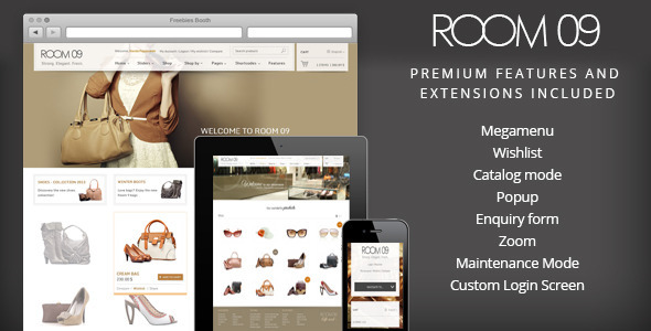 Room 09 Shop - Multi-Purpose e-Commerce Theme - WooCommerce eCommerce