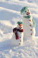 Snowman for winter christmas - PhotoDune Item for Sale