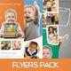 Premium Junior Education Flyers - GraphicRiver Item for Sale