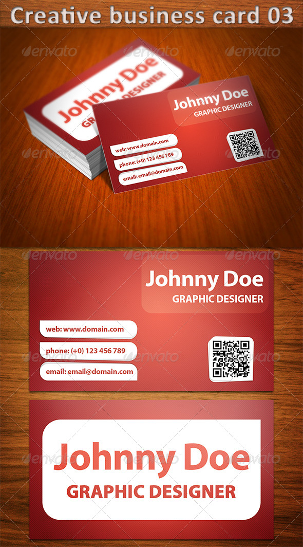 GraphicRiver Creative Business Card 03 4909748