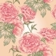 Elegance Seamless Peony Pattern  - GraphicRiver Item for Sale
