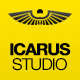 iCarus Fullscreen Studio for WordPress - ThemeForest Item for Sale
