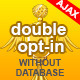 Ajax Double Opt-In Form without Database - CodeCanyon Item for Sale