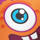 monster eye - GraphicRiver Item for Sale