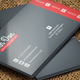 Corporate Business Card V13 - GraphicRiver Item for Sale