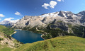 Dolomiti - Fedaia lake and Marmolada mount - PhotoDune Item for Sale