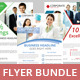 Multipurpose Corporate Flyer Bundle Vol 1