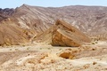 Scenic layered rocks in the desert, Israel - PhotoDune Item for Sale