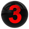 ball with the number three.jpg - PhotoDune Item for Sale