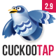 CuckooTap - Responsive Single Page WordPress Theme - ThemeForest Item for Sale