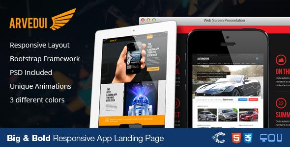 landing media preview