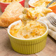 Fresh baked Dungeness Crab macaroni and cheese - PhotoDune Item for Sale