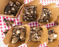 Fresh Morel mushrooms displayed at the market - PhotoDune Item for Sale
