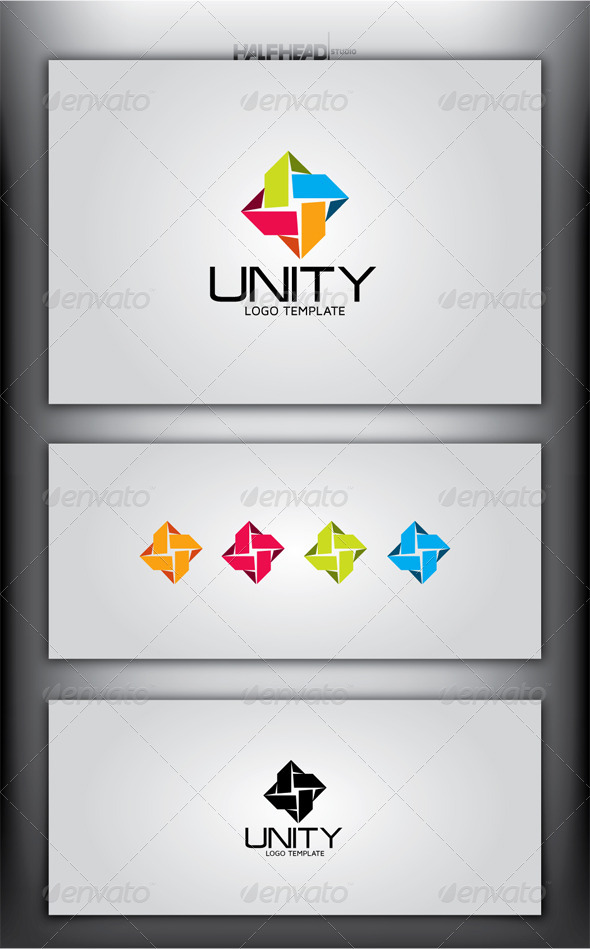 GraphicRiver Unity Logo Template 4929425