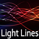 Abstract Lights Lines Background - GraphicRiver Item for Sale