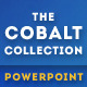 The Cobalt Collection of Powerpoint Templates - GraphicRiver Item for Sale