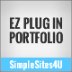 EZ Plug In Portfolio - CodeCanyon Item for Sale