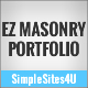 EZ Masonry Portfolio - CodeCanyon Item for Sale