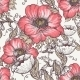 Vintage Seamless Pattern with Poppies - GraphicRiver Item for Sale