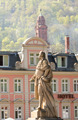 Statue in old town of Heidelberg Germany - PhotoDune Item for Sale