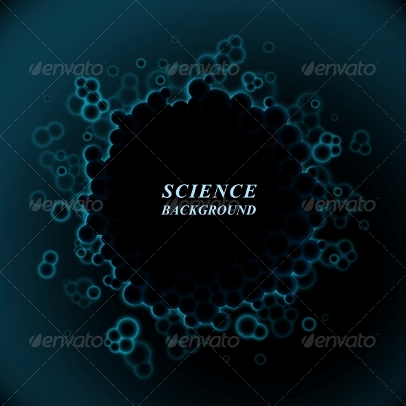 GraphicRiver Science Background 4936467