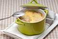 onion soup with melted cheese and bread on top - PhotoDune Item for Sale