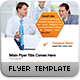 Hive Corporate Flyer Ad Template - GraphicRiver Item for Sale