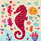 Sea Horse - GraphicRiver Item for Sale