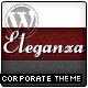 Eleganza Corporate Business WordPress Theme - ThemeForest Item for Sale