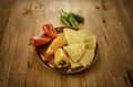 Nachos with peppers - PhotoDune Item for Sale