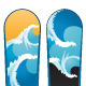 Snowboards - GraphicRiver Item for Sale