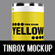 Grapulo's Tinbox Mockup - GraphicRiver Item for Sale