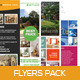 Premium Estate Flyers - GraphicRiver Item for Sale