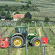 Tractor in the Vineyard - PhotoDune Item for Sale