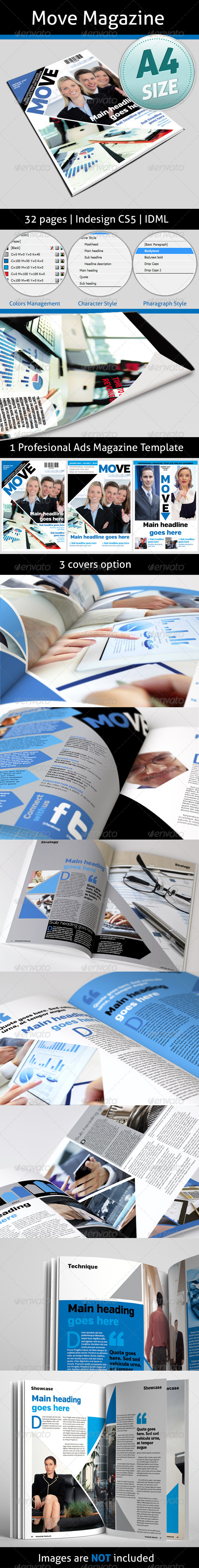 GraphicRiver Move Magazine 4945488