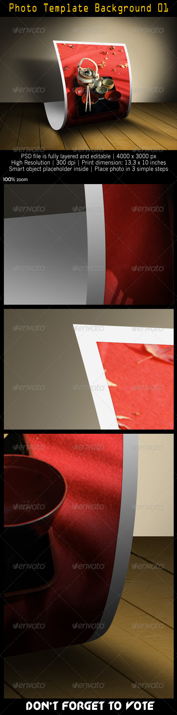 GraphicRiver Photo Template Background 01 4947227