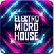 Electro Micro House Flyer Template - GraphicRiver Item for Sale