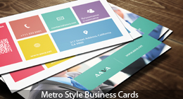Metro Business Cards