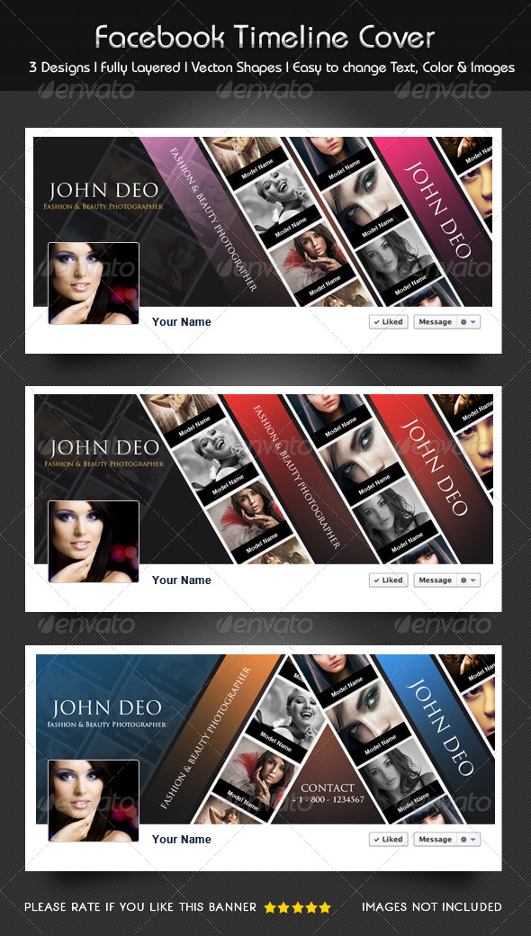GraphicRiver Fb Timeline Cover III 4948293