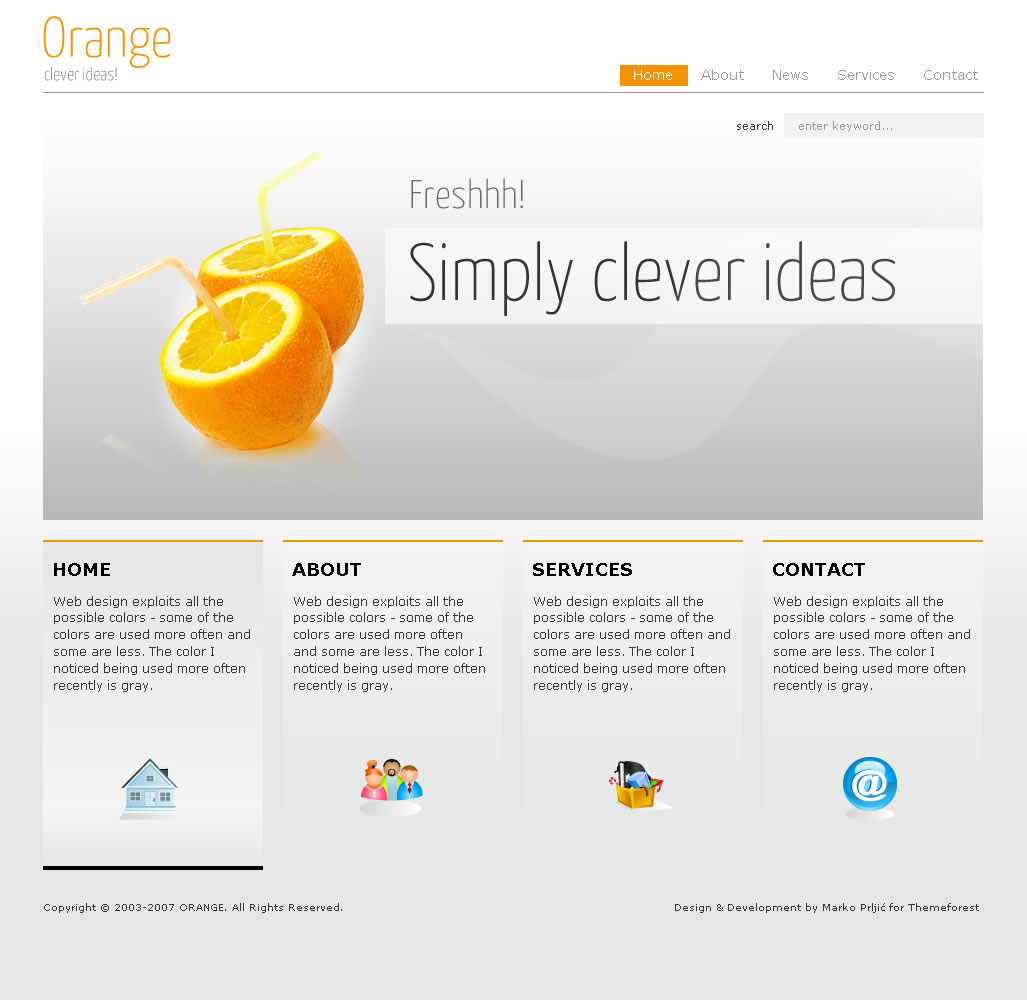 Orange Marketing