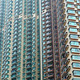 Exterior of residential building in Hong Kong - PhotoDune Item for Sale