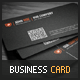 New Qr Corporate Business Card - GraphicRiver Item for Sale