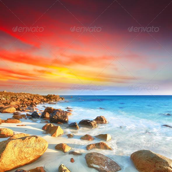 PhotoDune Sunrise 520245