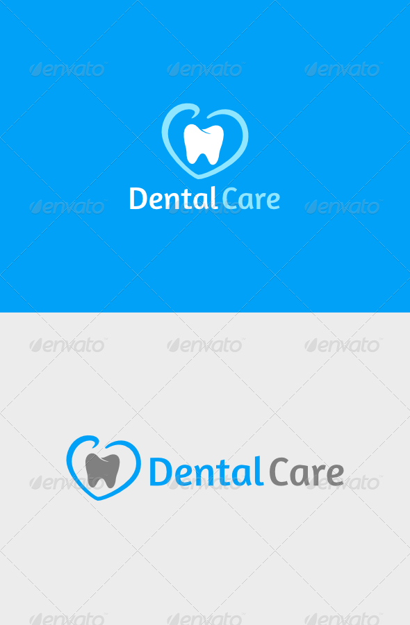 GraphicRiver Dental Care Logo 4946658