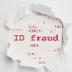 Id fraud pixel text - PhotoDune Item for Sale