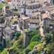 Panoramic view of Tursi. Basilicata. Italy. - PhotoDune Item for Sale