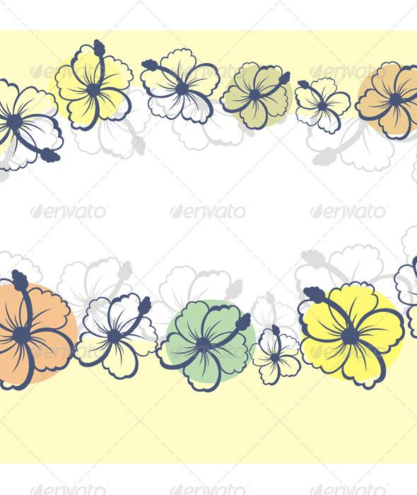 GraphicRiver Hibiscus 4956673