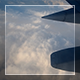 Flying Above The Clouds 4 - VideoHive Item for Sale