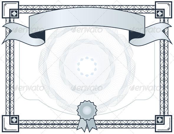 GraphicRiver Certificate 4959315